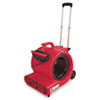 Electrolux Sanitaire® Commercial Three-Speed Air Mover with Built-on Dolly | www.SelectOfficeProducts.com