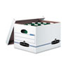 Bankers Box® HANG'N'STOR™ Medium-Duty Storage Boxes | www.SelectOfficeProducts.com