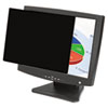 Fellowes® Black-Out Privacy Filter | www.SelectOfficeProducts.com