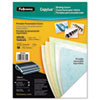 Fellowes® Copylux Printable Presentation Covers | www.SelectOfficeProducts.com