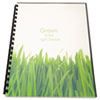 Swingline™ GBC® 100% Recycled Poly Binding Cover | www.SelectOfficeProducts.com