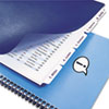 Swingline™ GBC® Customizable Index Tab Dividers for Binding Systems | www.SelectOfficeProducts.com