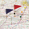 GEM Map Flags | www.SelectOfficeProducts.com