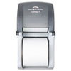 Compact® Vertical Double Roll Coreless Tissue Dispenser | www.SelectOfficeProducts.com