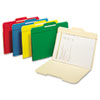 Globe-Weis® Secure File Folders™ Top Tab Folders | www.SelectOfficeProducts.com