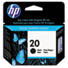 HP C6614D - HP 20 Inkjet Cartridge | www.SelectOfficeProducts.com