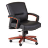 HON® 5000 Series Park Avenue Collection® Managerial Mid-Back Knee Tilt Chair | www.SelectOfficeProducts.com