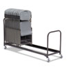 Iceberg Folding Chair Cart | www.SelectOfficeProducts.com