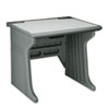 Iceberg Aspira™ Modular Workstation Table | www.SelectOfficeProducts.com