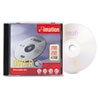 Innovera® DVD-R Inkjet Printable Recordable Disc | www.SelectOfficeProducts.com