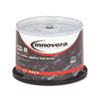 Innovera® CD-R Inkjet Printable Recordable Disc | www.SelectOfficeProducts.com