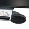 Kelly Computer Supply Underdesk Keyboard Tray with Oval Mouse Platform | www.SelectOfficeProducts.com
