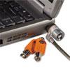 Kensington® MicroSaver® Keyed Notebook Lock | www.SelectOfficeProducts.com