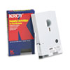 Kroy® Labeling Tape for Duratype 240 Series | www.SelectOfficeProducts.com