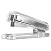 Kantek Clear Acrylic Stapler | www.SelectOfficeProducts.com