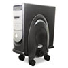 Kantek Deluxe Mobile CPU Stand | www.SelectOfficeProducts.com