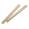 Charles Leonard® Economical Wood Rulers | www.SelectOfficeProducts.com