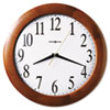 Howard Miller® Corporate Wall Clock   www.SelectOfficeProducts.com