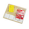 SteelMaster® File Drawer Key Rack   www.SelectOfficeProducts.com