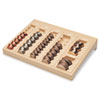 MMF Industries™ One-Piece Plastic Countex II Coin Tray | www.SelectOfficeProducts.com