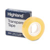 Highland™ Transparent Tape | www.SelectOfficeProducts.com