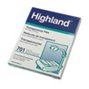 Highland™ Computer Graphics Film | www.SelectOfficeProducts.com