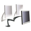 3M Desk-Mounted Mechanical Adjust Monitor Arm | www.SelectOfficeProducts.com