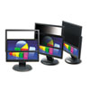 3M Blackout Lightweight Framed LCD Privacy Filters   www.SelectOfficeProducts.com