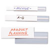 Panter Company Removable Adhesive Label Holders | www.SelectOfficeProducts.com