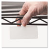Panter Company Wire Rack Shelf Tag | www.SelectOfficeProducts.com