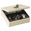 PM Company® Securit® Locking Personal Steel Cash/Security Box | www.SelectOfficeProducts.com