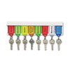 SecurIT® Color-Coded Key Tag Rack | www.SelectOfficeProducts.com