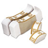 PM Company® Dark Yellow Currency Strap | www.SelectOfficeProducts.com