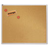 Quartet® Natural Cork Bulletin Board | www.SelectOfficeProducts.com