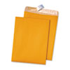 Quality Park™ 100% Recycled Brown Kraft Redi-Strip™ Envelope | www.SelectOfficeProducts.com
