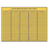 Quality Park™ Light Brown Kraft Resealable Redi-Tac™ File-Style Interoffice Envelope | www.SelectOfficeProducts.com
