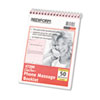 Rediform® Desk Saver Line™ Wirebound Message Book | www.SelectOfficeProducts.com