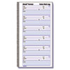 Rediform® Voice Mail Wirebound Log Books | www.SelectOfficeProducts.com