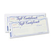Rediform® Gift Certificates with Envelopes | www.SelectOfficeProducts.com