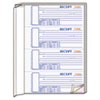 Rediform® Durable Hardcover Numbered Money Receipt Book | www.SelectOfficeProducts.com