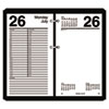 AT-A-GLANCE® Large Desk Calendar Refill | www.SelectOfficeProducts.com