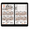 AT-A-GLANCE® Burkhart's Day Counter® Desk Calendar Refill | www.SelectOfficeProducts.com