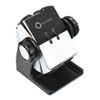 Rolodex™ Wood Tones™ Open Rotary File | www.SelectOfficeProducts.com