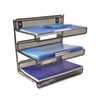 Rolodex™ Mesh Three-Tier Desk Shelf | www.SelectOfficeProducts.com