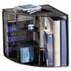 Rolodex™ Mesh Corner Desktop Shelf | www.SelectOfficeProducts.com