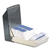 Rolodex™ Covered Business Card File | www.SelectOfficeProducts.com