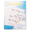 Rolodex™ Laser/Inkjet, Copier Rotary File Cards | www.SelectOfficeProducts.com