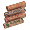 Royal Sovereign Preformed Assorted Coin Wrappers | www.SelectOfficeProducts.com