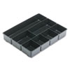 Rubbermaid® Extra-Deep Plastic Desk Drawer Director™ Tray | www.SelectOfficeProducts.com