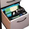 Rubbermaid® Plastic Hanging Drawer Organizer | www.SelectOfficeProducts.com